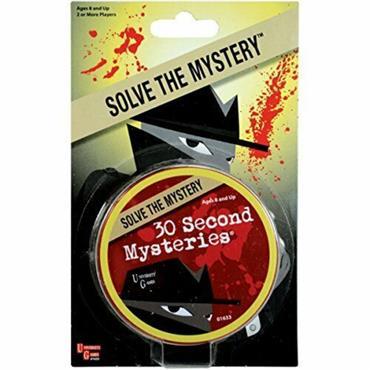Brain Teaser 30 Second Mystery