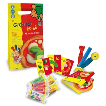 GIOTTO BEBE PLAY AND CREATE PIZZA