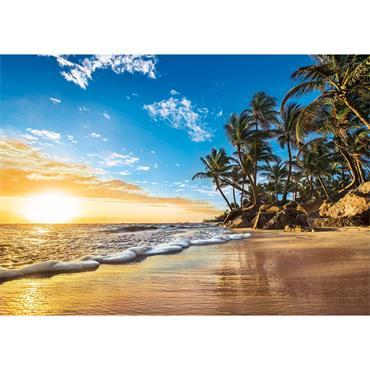 HQC 1500pc Puzzle - Tropical sunrise
