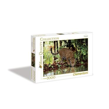 HQC 2000pc Puzzle - Leopard