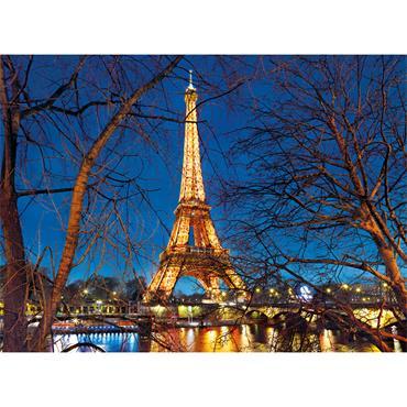HQC 2000pc Puzzle - Paris