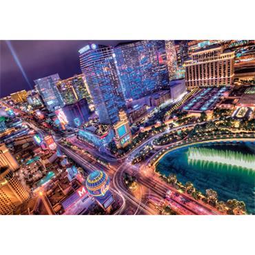 HQC 2000pc Puzzle - Las Vegas