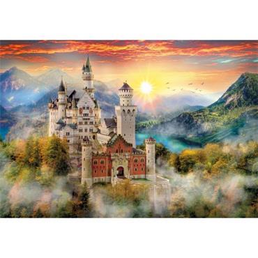 HQC 2000pc Puzzle - Neuschwanstein