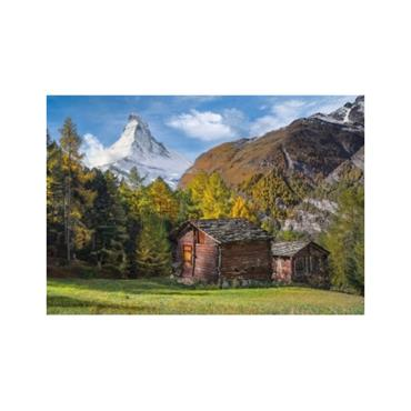 HQC 2000pc Puzzle - Fascination with Matterhorn