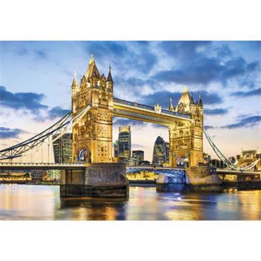 HQC 2000pc Puzzle - Tower Bridge at Dusk