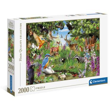 HQC 2000pc Puzzle - Fantastic Forest