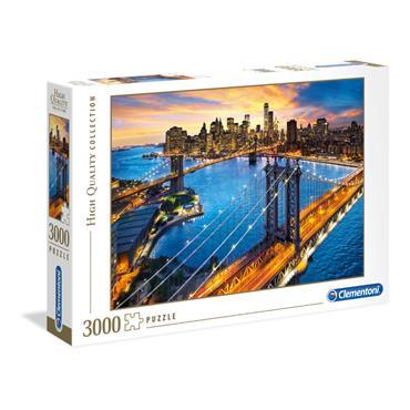 HQC 3000pc Puzzle - New York