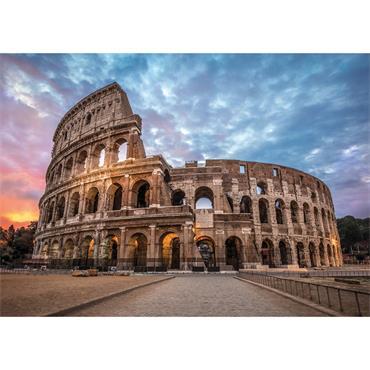 HQC 3000pc Puzzle - Colosseum Sunrise