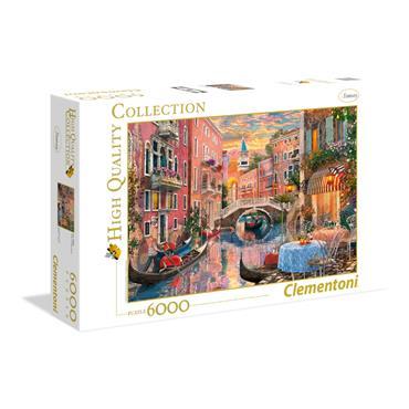 HQC 6000pc Puzzle - Venice evening sunset