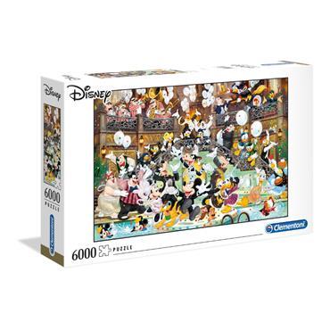 HQC 6000pc Disney Puzzle - Disney Gala