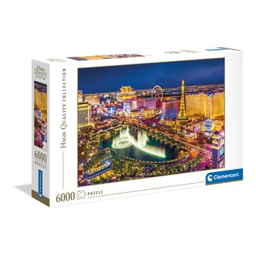 HQC 6000pc Puzzle - Las Vegas