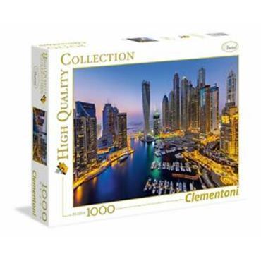 HQC 1000pc Puzzle - Dubai