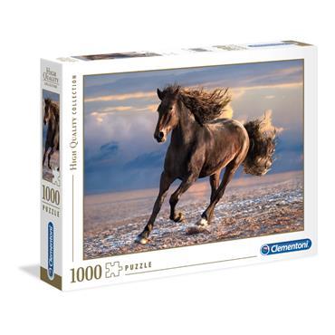 HQC 1000pc Puzzle - Free Horse