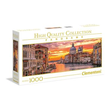 1000pc Panor Puzzle - The Grand Canal - Venice