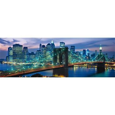 1000pc Panor Puzzle - New York Brooklyn Bridge