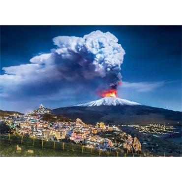 HQC 1000pc Puzzle - Etna