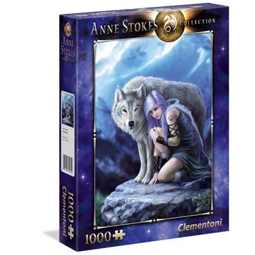 Anne Stokes 1000pcs Puzzle - Protector