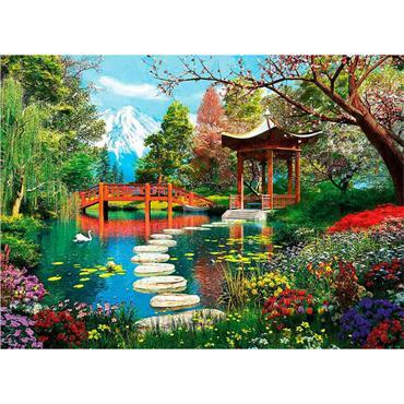 HQC 1000pc Puzzle - Fuji Garden