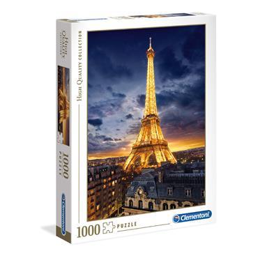 HQC 1000pc Puzzle - Eiffel Tower