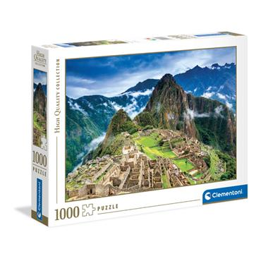 HQC 1000pc Puzzle - Machu Picchu