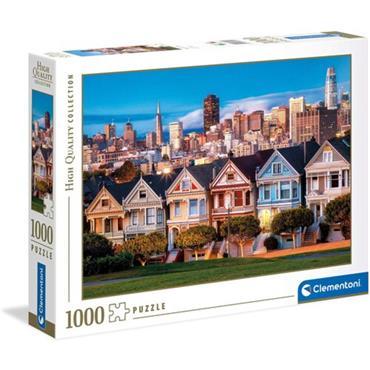 HQC 1000pc Puzzle - Painted Ladies
