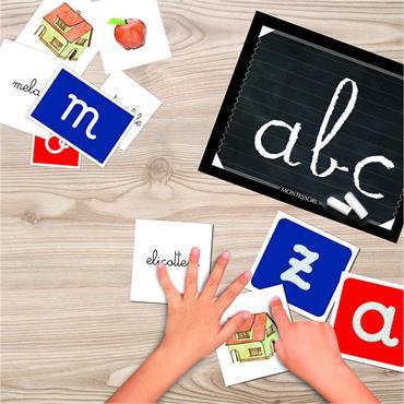 Clementoni Montessori - Letters
