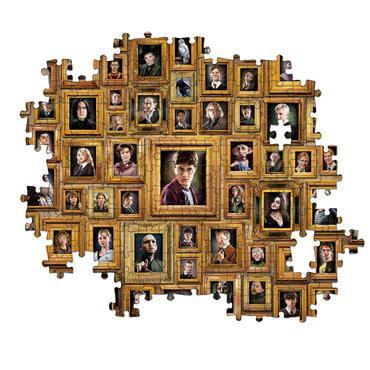Harry Potter 1000pc Impossible Puzzle