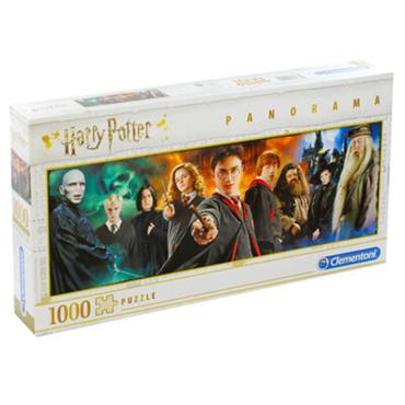 Harry Potter 1000pc Panorama Puzzle