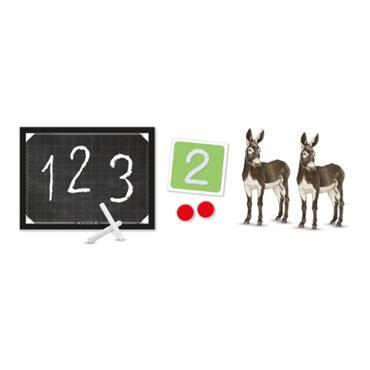 Clementoni Montessori - Numbers