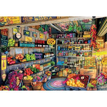 Farmers Market 2000 PC Puzzle