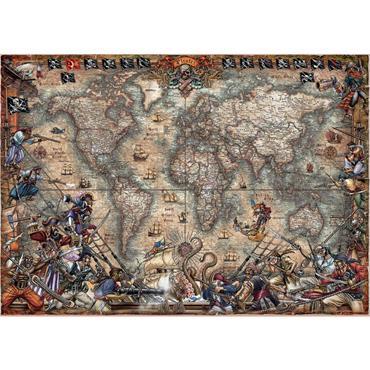 Pirates Map 2000 PC Puzzle