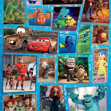 Disney Pixar 1000pcs