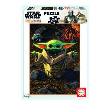 Baby Yoda 1000pcs