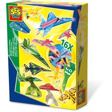 Airplane folding