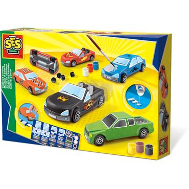 Casting and painting - Cars