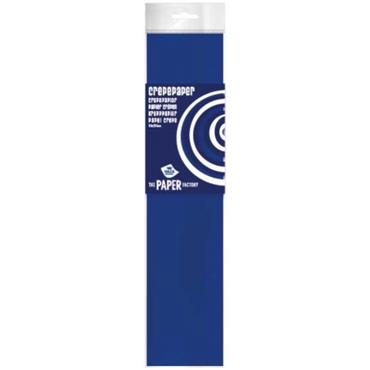 Crepe Paper Marine blue