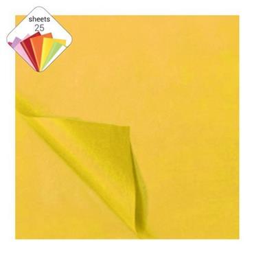 Tissue Paper Yellow