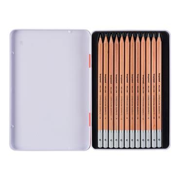 BRUYNZEEL | Expression Graphite Pencils Tin 12