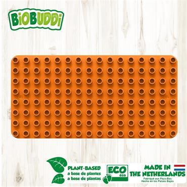 BiOBUDDi Baseplate - Orange