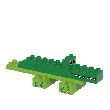 BiOBUDDi Animal Planet - Crocodile