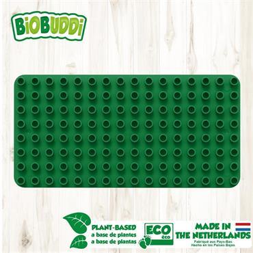 BiOBUDDi Baseplate - Dark Green