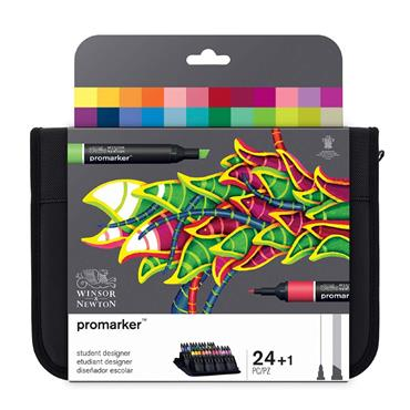 WN ProMarker Wallet - 24 Student Designer ...