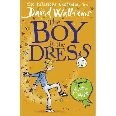 BOY IN THE DRESS