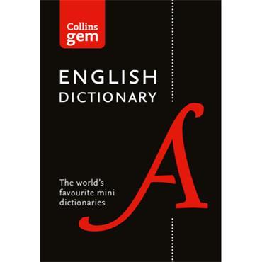 Collins Gem English Dictionary 17Ed P/B