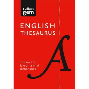 GEM ENGLISH THESAURUS