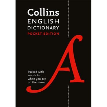 Collins English Dictionary Pocket Edition 10Ed P/B