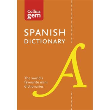 GEM SPANISH DICTIONARY