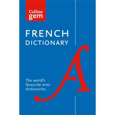 GEM FRENCH DICTIONARY