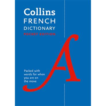 COLLINS FRENCH DICTIONARY POCKET EDITION