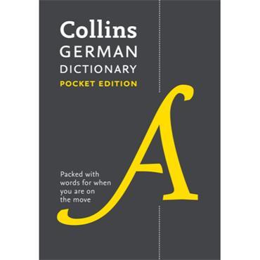 COLLINS POCKET GERMAN DICTIONARY 9TH ED